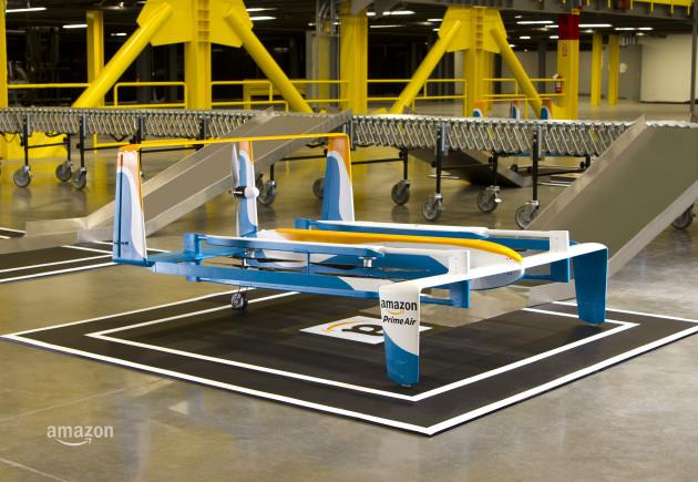 Amazon Prime Air 2