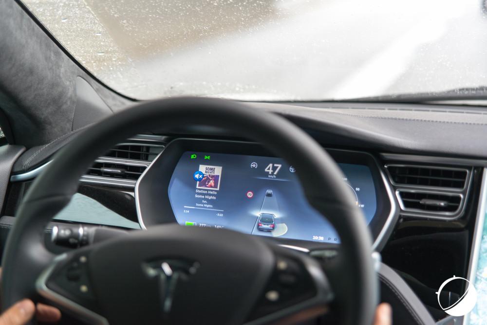 Frandroid Tesla S (2 sur 4)