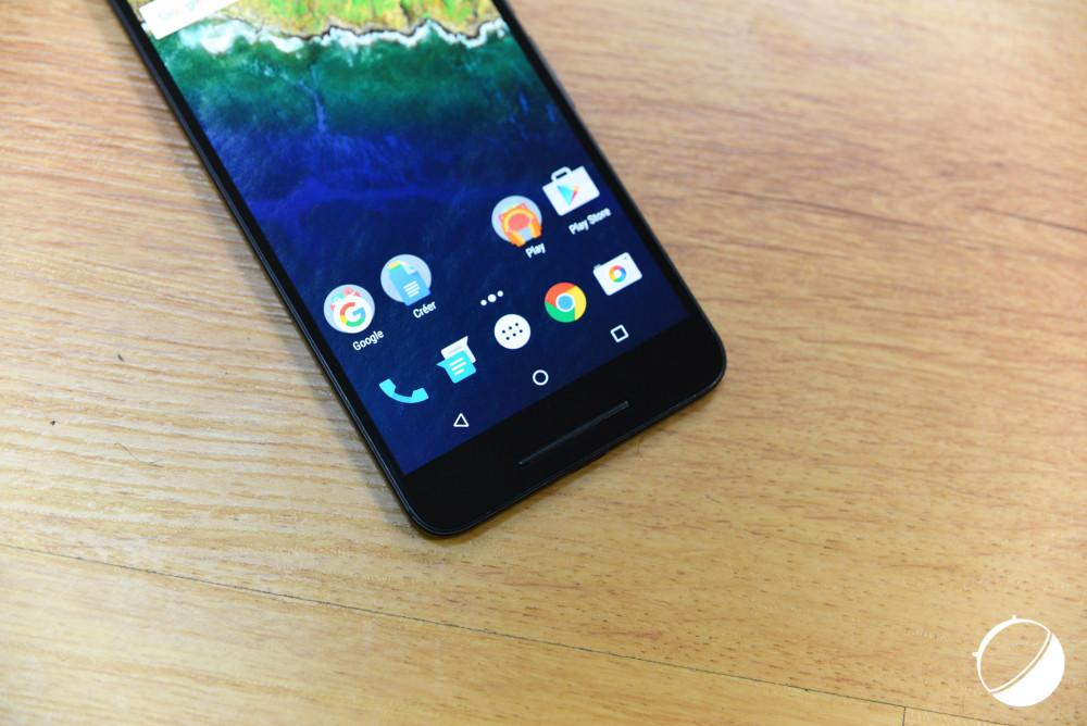 Nexus 6P (2 sur 5)