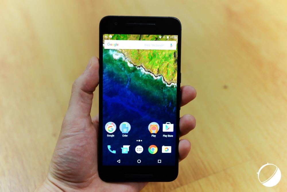 Nexus 6P (4 sur 5)