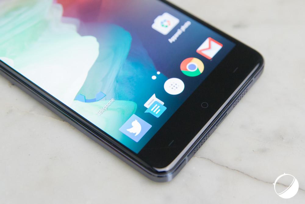 OnePlus X design 1
