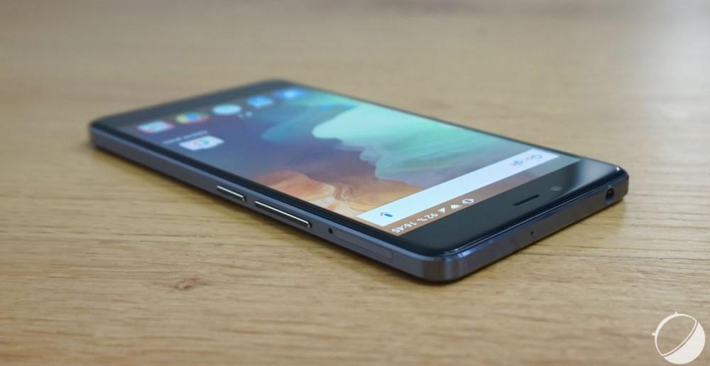 OnePlus X design 5