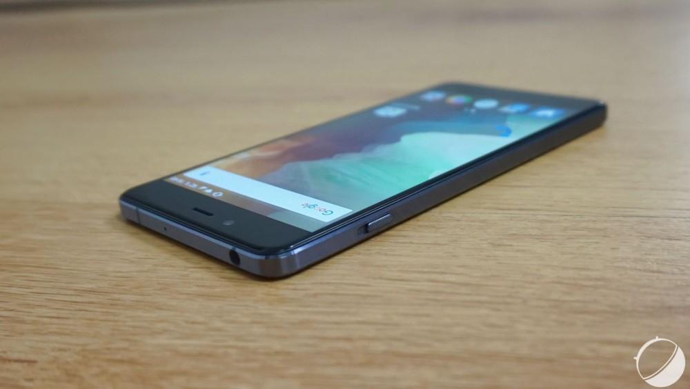 OnePlus X design 6