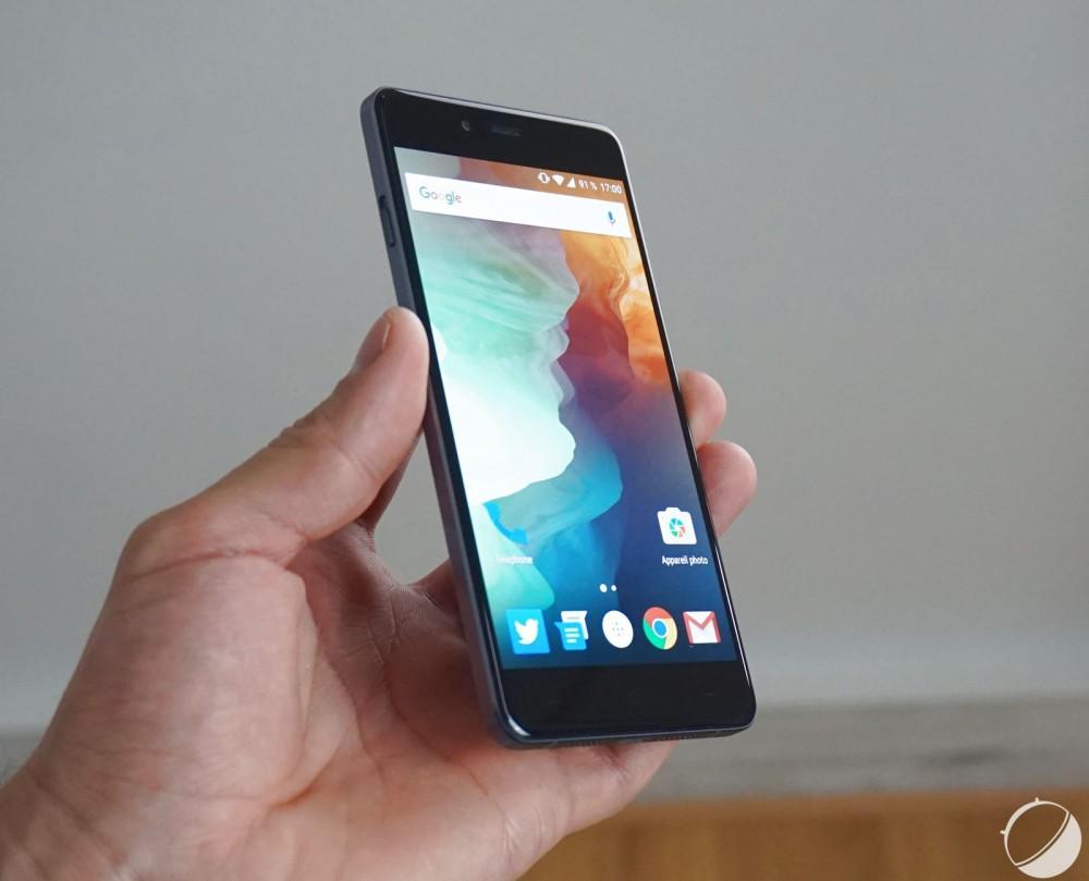 OnePlus X design 9