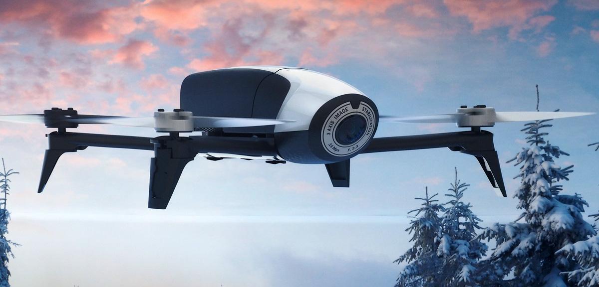 parrot d voile le bebop drone 2 une version am lior e. Black Bedroom Furniture Sets. Home Design Ideas