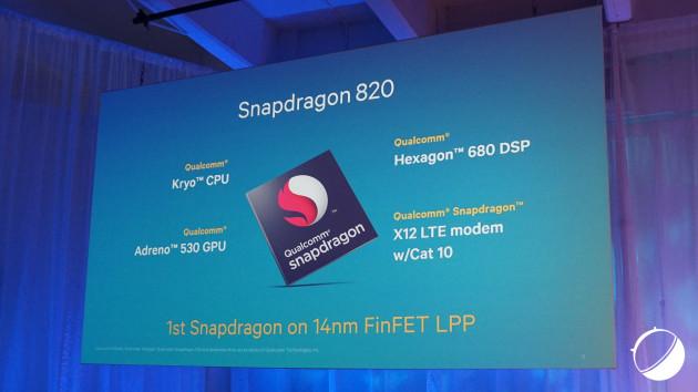 Snapdragon 820 (1 sur 4)