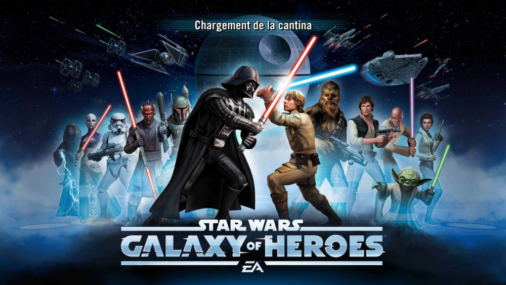 Star Wars Galaxy of Heroes android 1