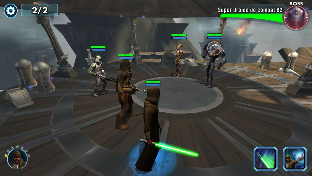 Star Wars Galaxy of Heroes android 2