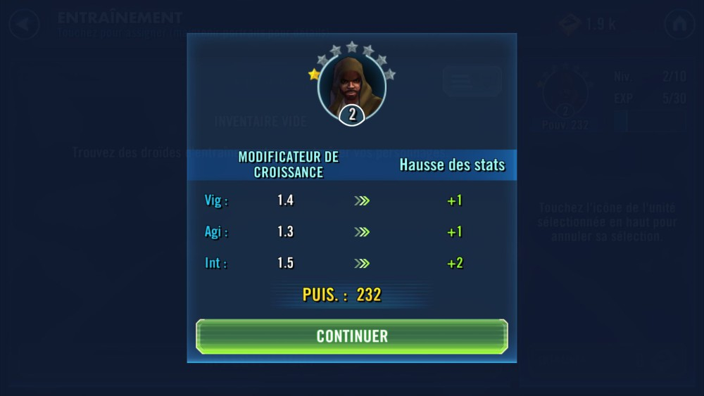 Star Wars Galaxy of Heroes android 3