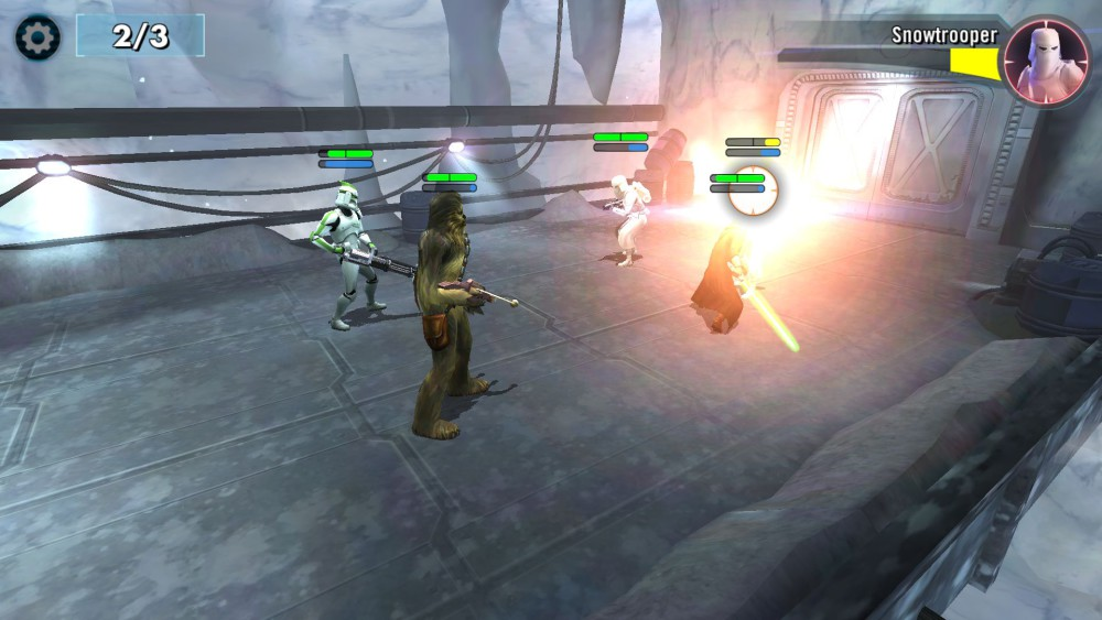 Star Wars Galaxy of Heroes android 4