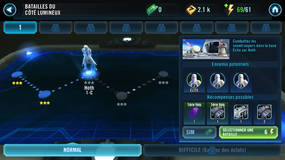 Star Wars Galaxy of Heroes android 5