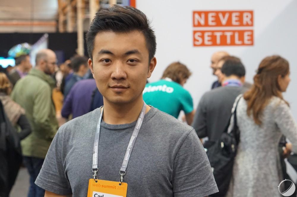 Carl Pei, co-fondateur de OnePlus