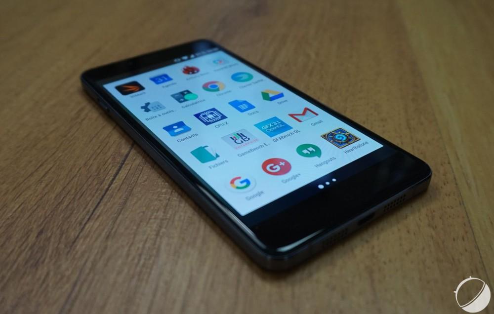 ecran OnePlus X 1