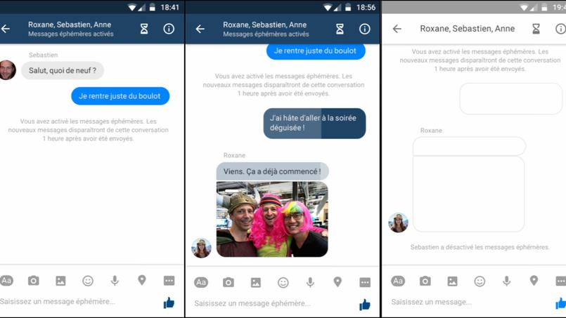 how to send a photo on facebook messenger
