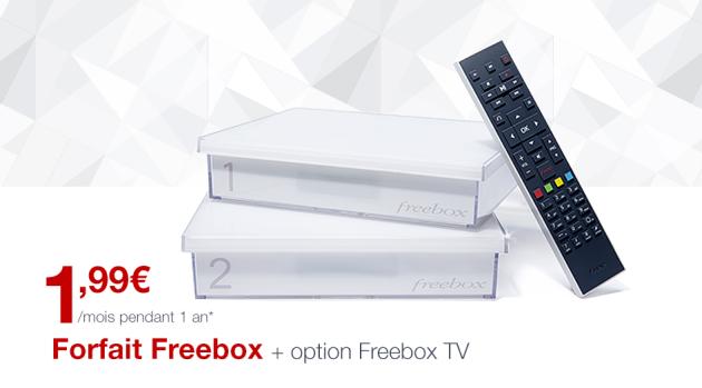 freebox crystal vente privee