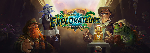 hearthstone lgue explorateurs