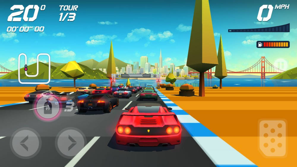 horizon chase android 4