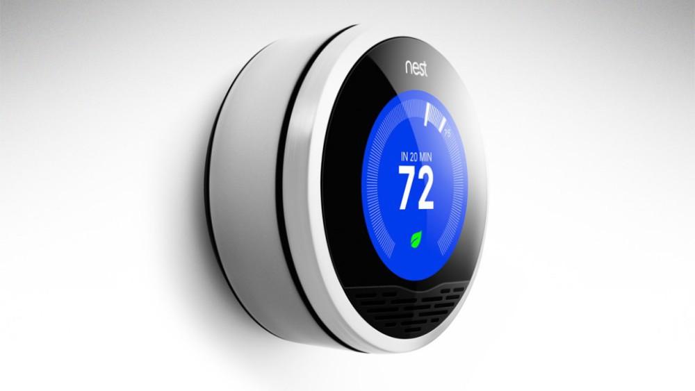 Les thermostats connect s il est temps d 39 y penser frandroid - Thermostat connecte nest ...
