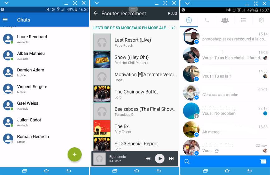 Samsung sidesync chat - Comment connecter un ordinateur de bureau en wifi ...