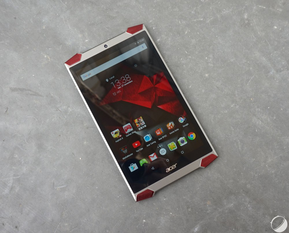 test acer predator 8 android 2