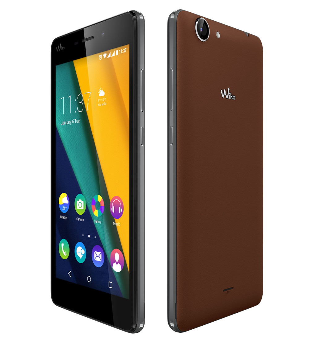 Le Wiko Pulp Fab 4G