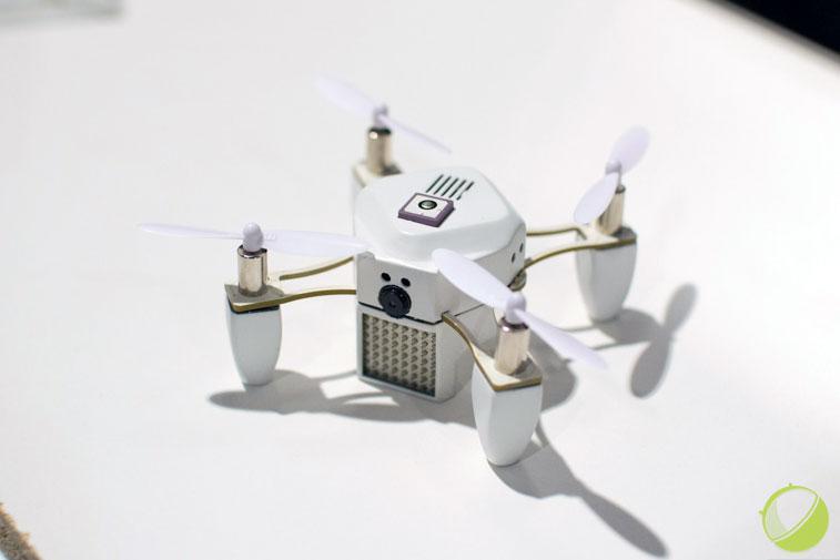 Le Drone Zano Nest Plus Nen Deplaise A Ses Backers