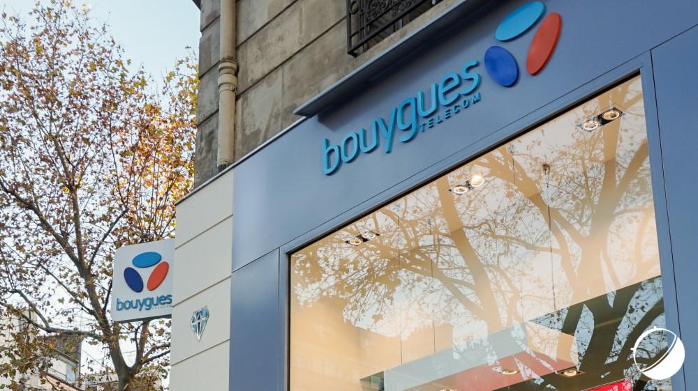 Le réseau mobile de Bouygues Telecom est en panne
