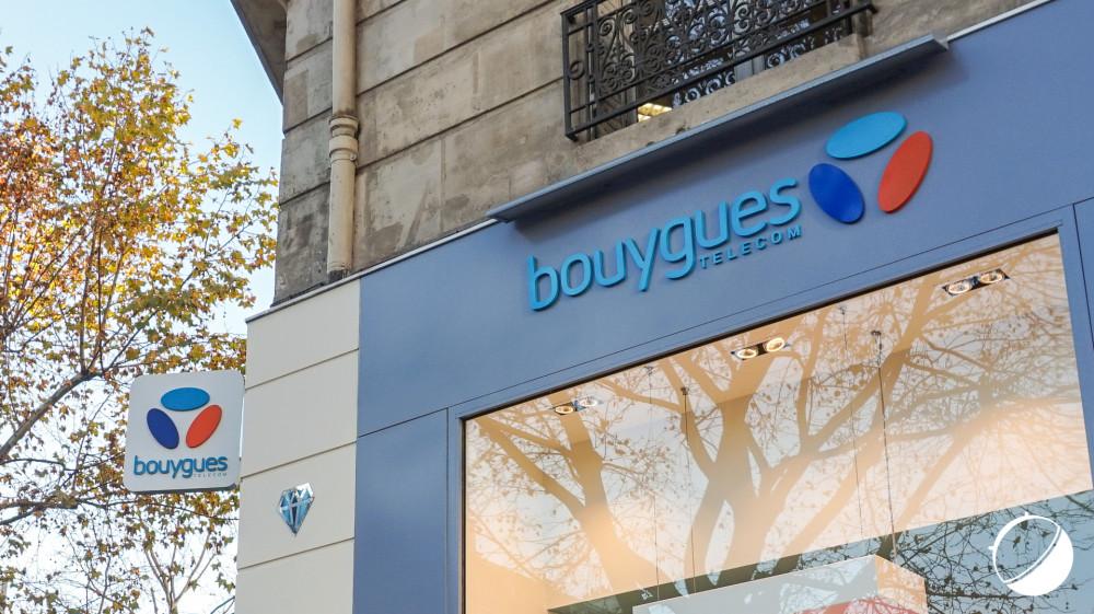 Boutique Bouygues Telecom