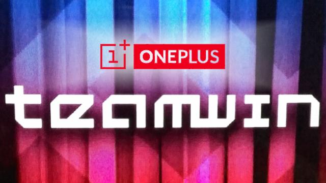 TWRP-OnePlus