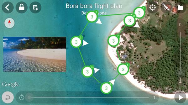 Borabora-drone