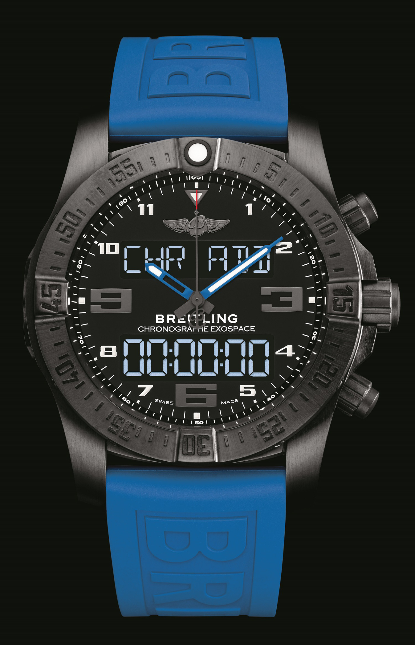 breitling exospace b55 le prochain gadget connect pour. Black Bedroom Furniture Sets. Home Design Ideas