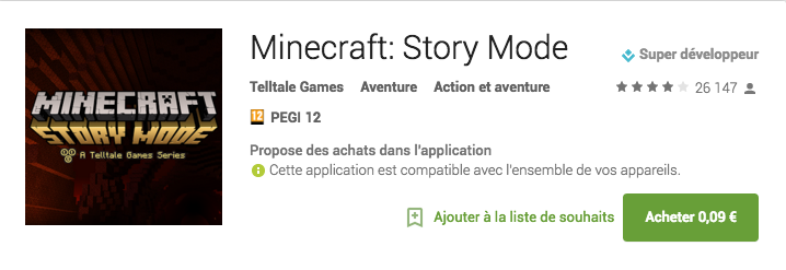 Promo Play Store