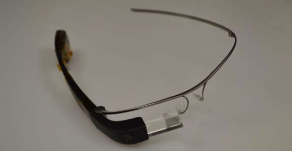 Google Glass enterprise edition 5