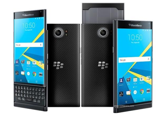 Le BlackBerry Priv, dernier smartphone développé par le constructeur canadien ?