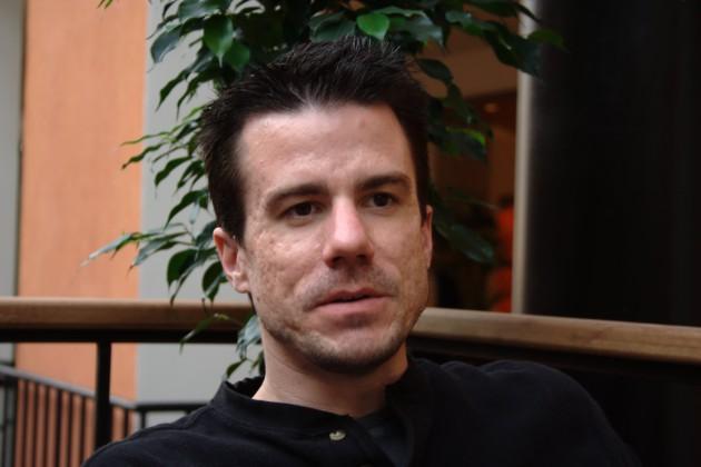 Ian Murdock en 2008