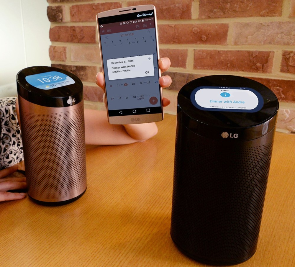 LG SmartThinQ Hub 2