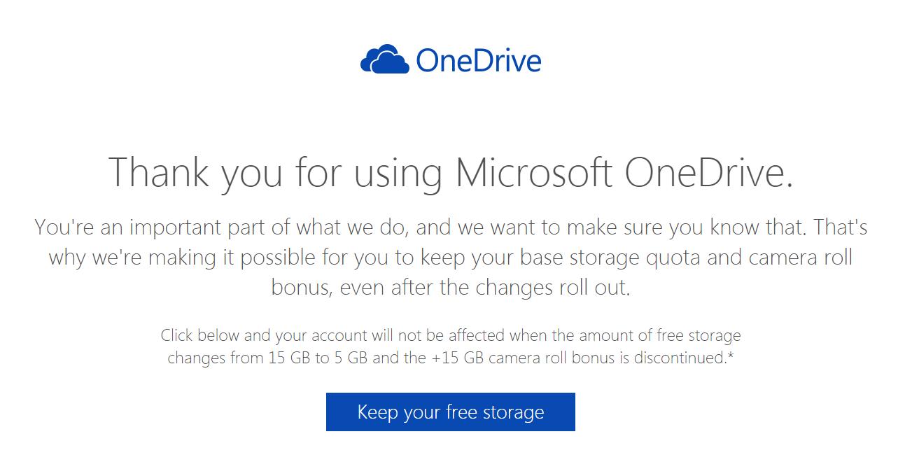 one drive gratuit