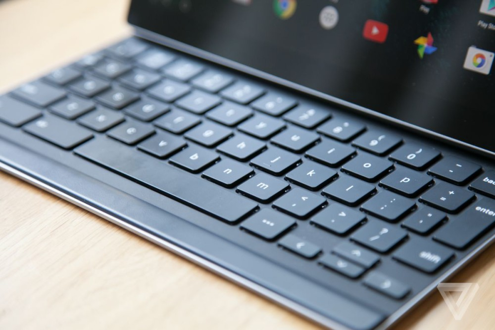 pixel C clavier the verge