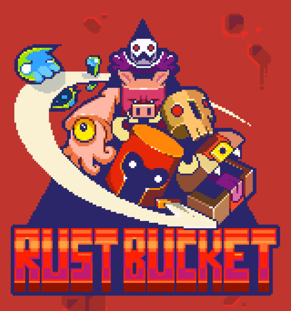 rust bucket android