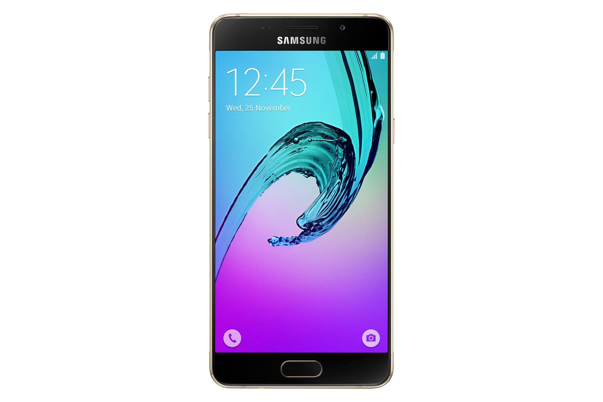 Très Samsung renouvelle les Galaxy A3, A5 et A7 2016 : plus rapides et  ZO63