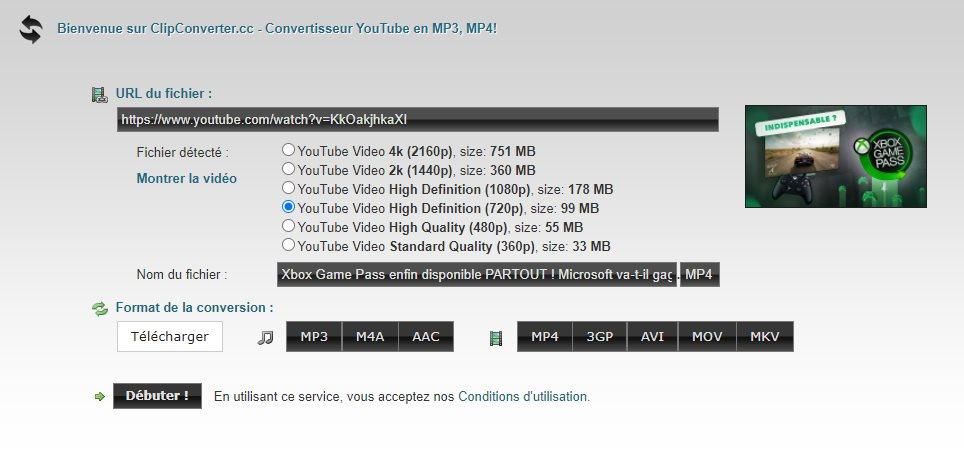 Comment télécharger une vidéo YouTube pour la regarder hors ligne ?