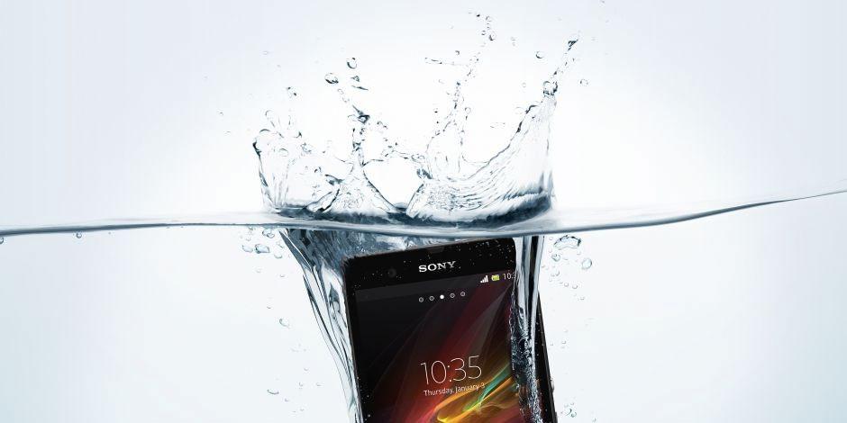 telephone-waterproof