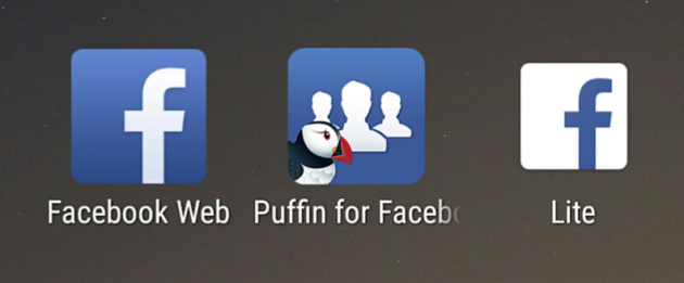 Alternatives Facebook