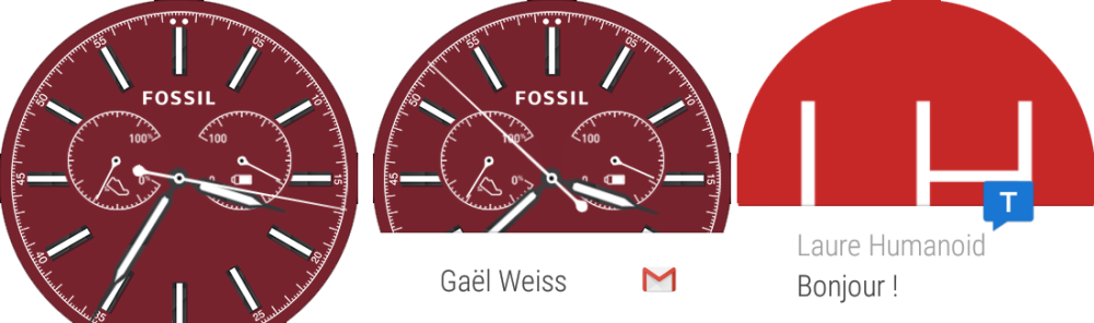 android wear fossil q