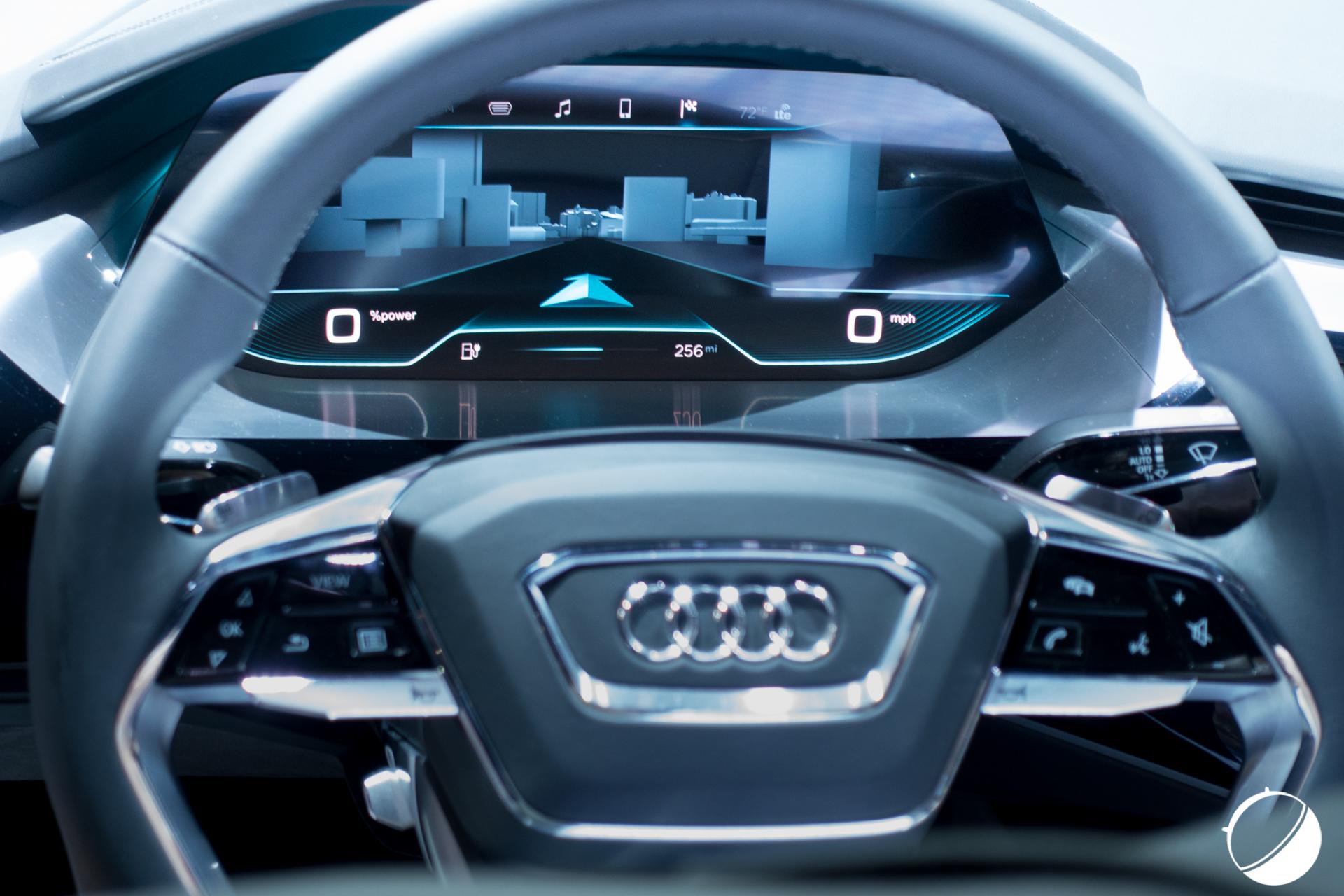Ces 2016 Android Auto Car Play Et La Voiture Du Futur