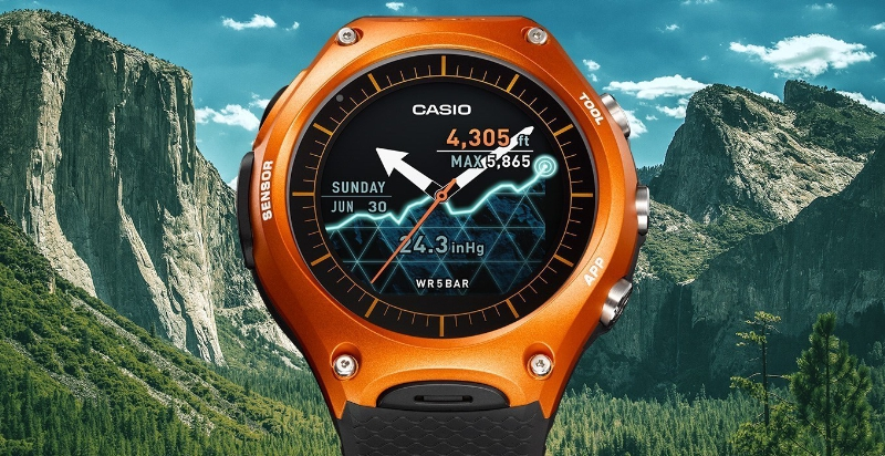 WSD-F10 Smart Outdoor Watch