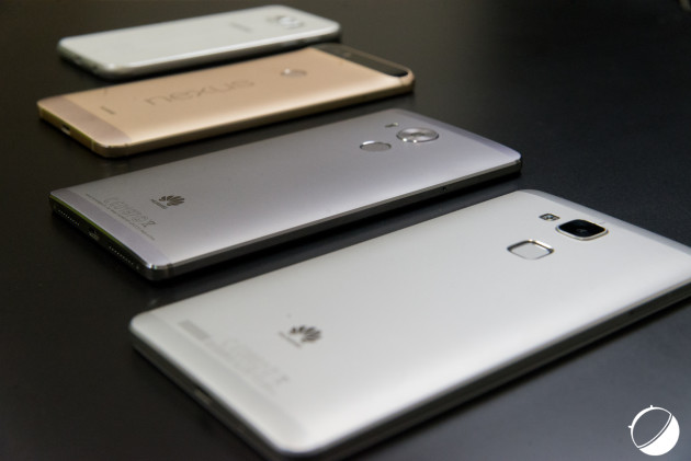 Comparatif Mate 8 (3 sur 4)