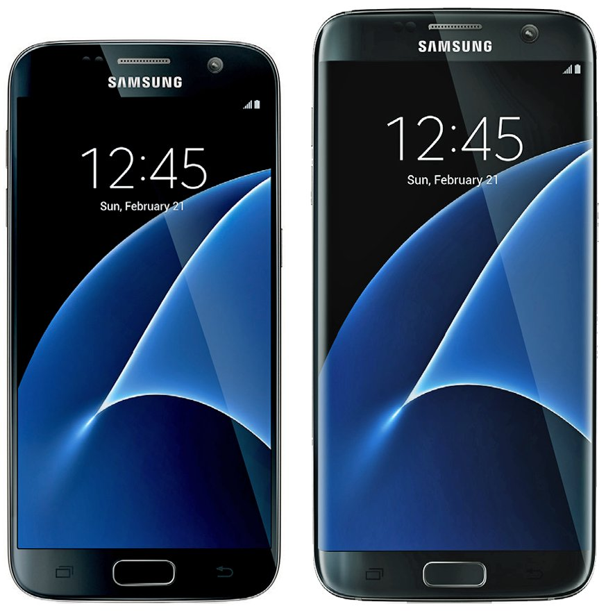 Samsung Galaxy S7 et Galaxy S7 edge rumeur