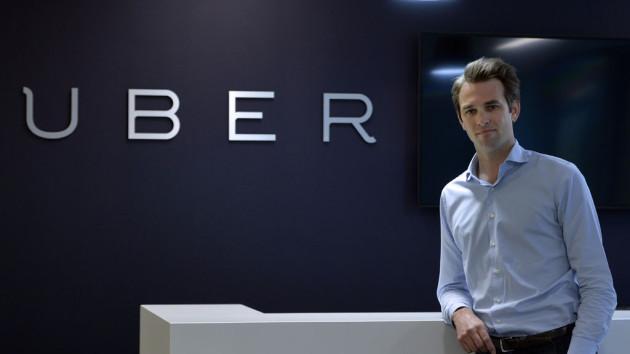 Thibaud Simphal - Directeur de Uber France