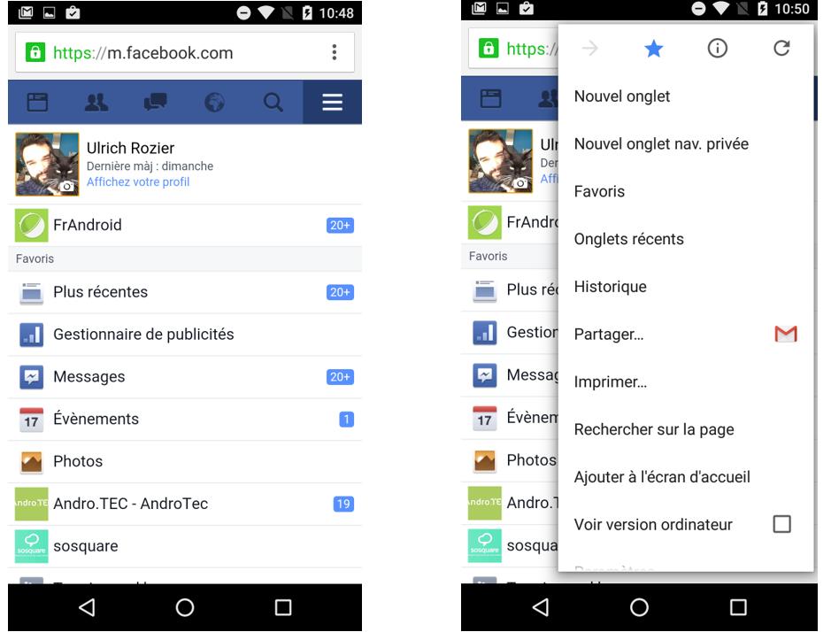 3 alternatives à l'application Facebook : Lite, web et